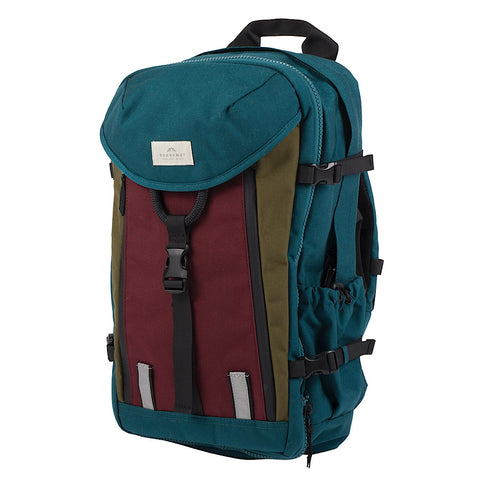 Doughnut Traveler 36L - Denim x Wine