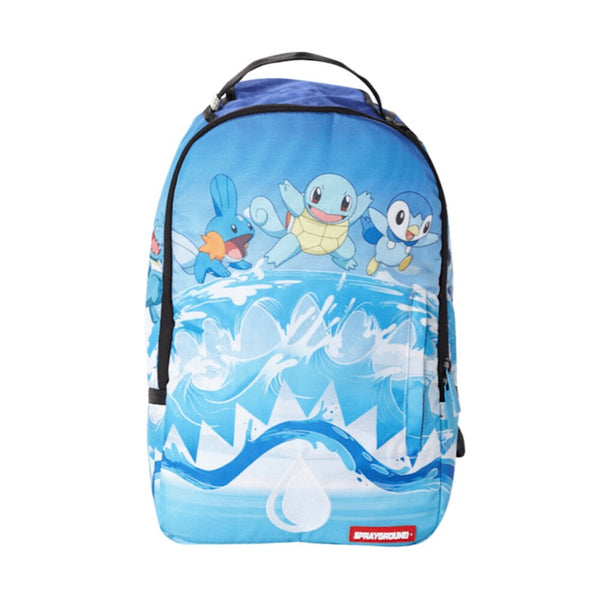 Sprayground - POKEMON SQUIRTLE WATER SHARK