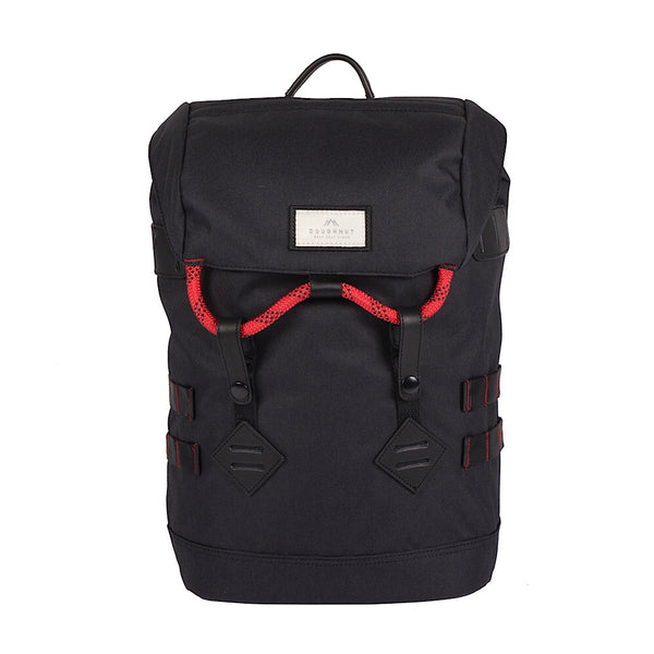 Doughnut Colorado Small Accents Series - Black x Red