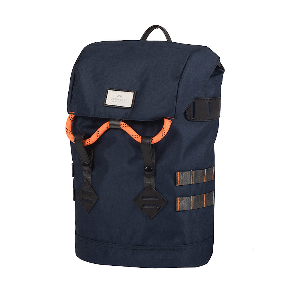 Doughnut Colorado Small Accents Series - Navy x Orange