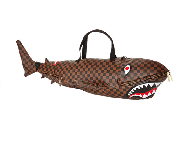 Sprayground - A SHARK IN PARIS Duffle (910D2843NSZ)