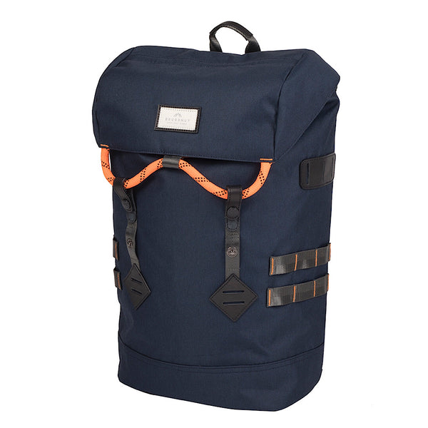 Doughnut Colorado Accents Series - Navy x Orange