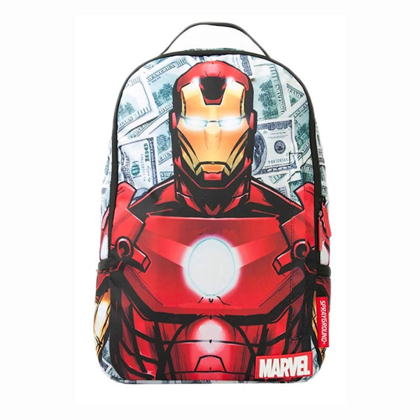 Sprayground - MARVEL IRON MONEY