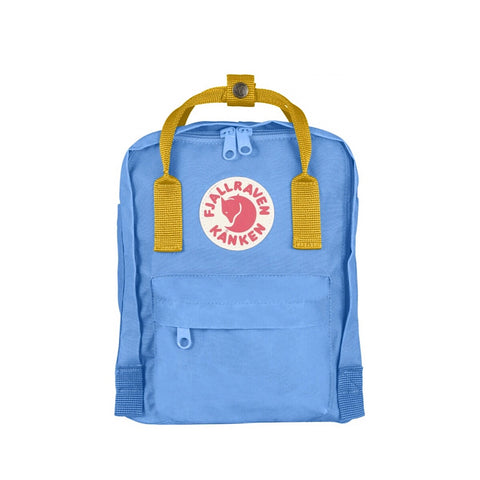 Kanken Mini - Un Blue / Warm Yellow