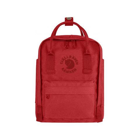 Fjallraven Re-Kanken Mini - Red