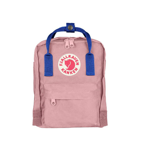 Kanken Mini - Pink / Air Blue