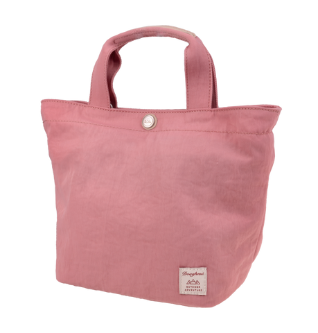 Doughnut Pocketote - Rose