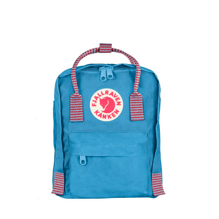 Kanken Mini - Air Blue / Striped