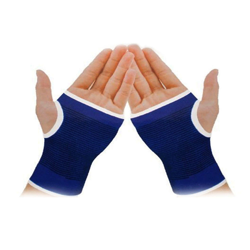 Palm Wrist Hand Support Glove Elastic Brace Sleeve Sports Bandage Gym Hands Wrap Pads Protector