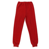Engel 100% Organic Wool Terry Trousers for Children