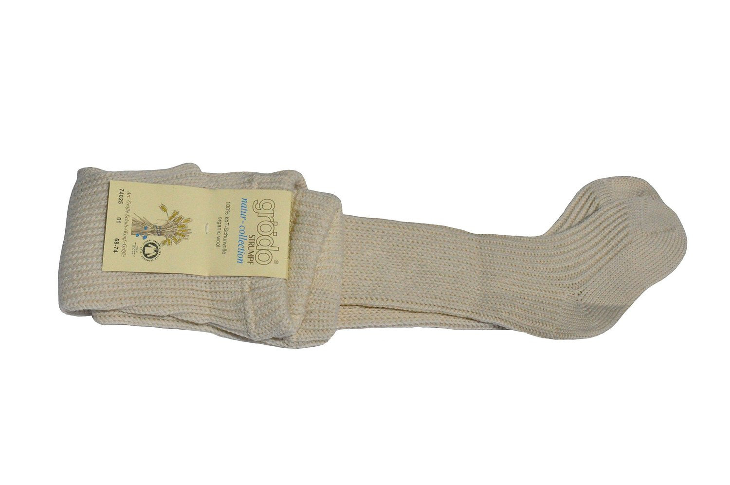 Grodo Heavyweight Baby Tights in Organic Cotton