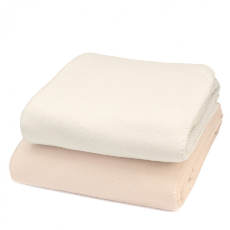 Organic Cotton Fleece Blanket