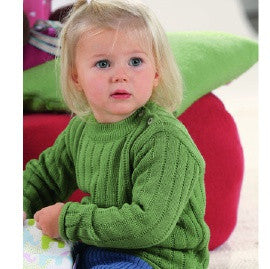 Disana Organic Merino Wool Knitted Jumper