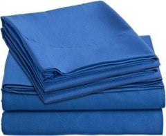 Luxury Organic Cotton Flat Sheets - Adults & Children