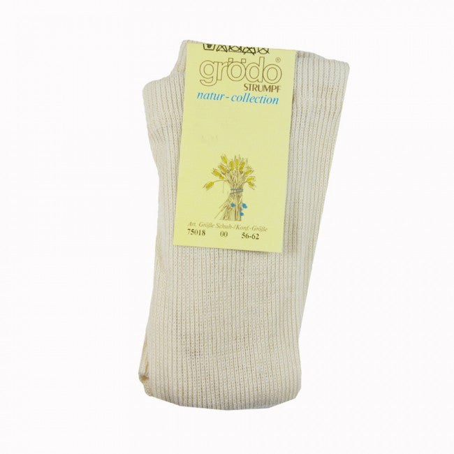 Grodo Children's Tights in 75% Merino Wool / 23% Cotton / 2% Elastene