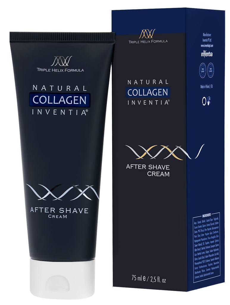 AFTER SHAVE CREAM 75 ML - Natural Collagen