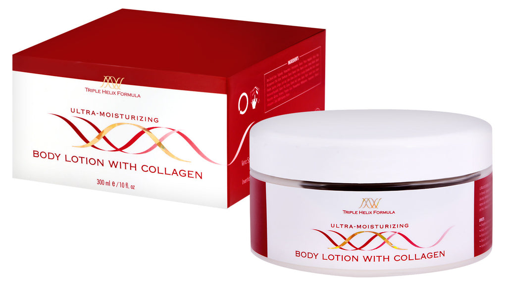 BODY LOTION WITH COLLAGEN 300ML
