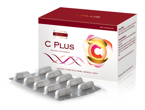 C PLUS DIETARY SUPPLEMENT - Natural Collagen