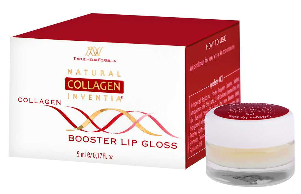 COLLAGEN BOOSTER LIPGLOSS 5ML - Natural Collagen