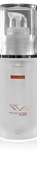 COLLAGEN FACE AND CLEAVAGE ELIXIR 30 ML - Natural Collagen - 2