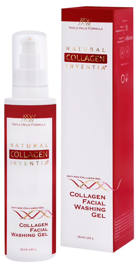 COLLAGEN FACIAL WASHING GEL 250ML