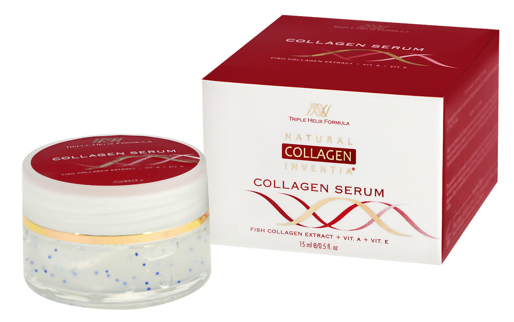 COLLAGEN SERUM VIT. A+E 15 ML - Natural Collagen