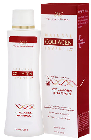 COLLAGEN SHAMPOO 200 ML - Natural Collagen