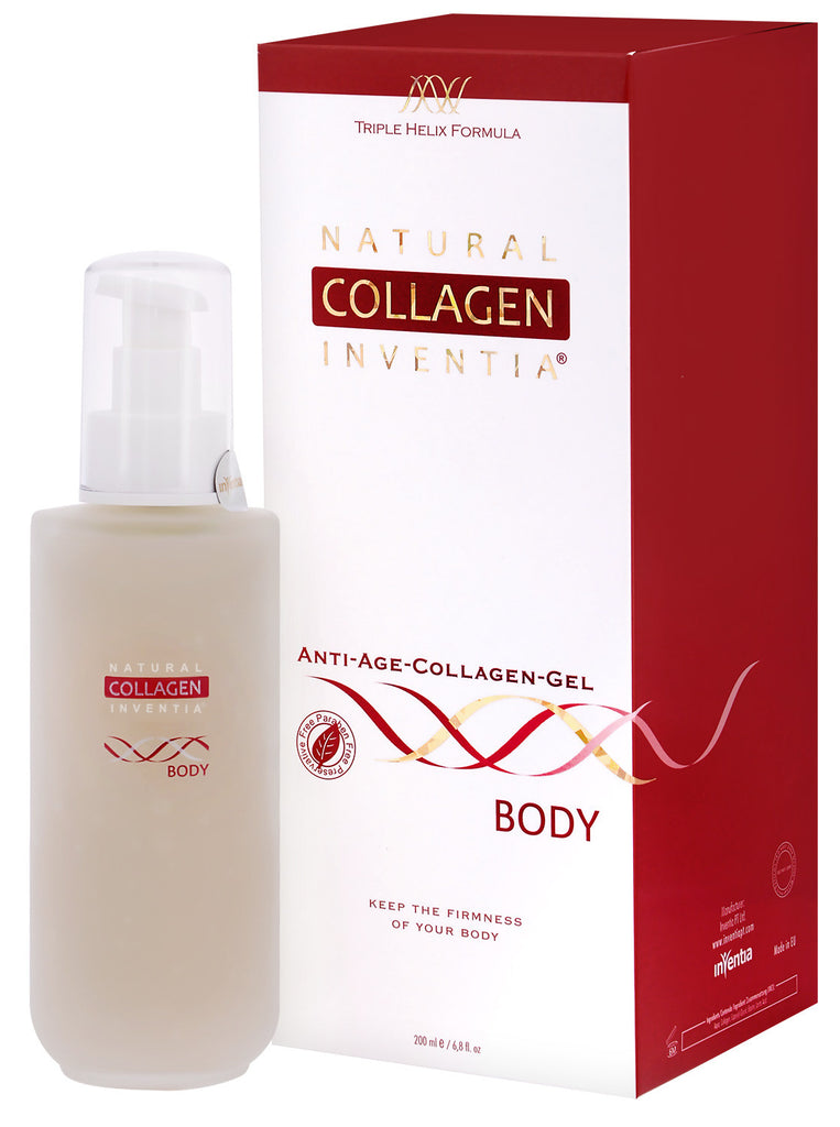 NATURAL ANTI-AGE COLLAGEN GEL BODY 50 – 200 ML - Natural Collagen