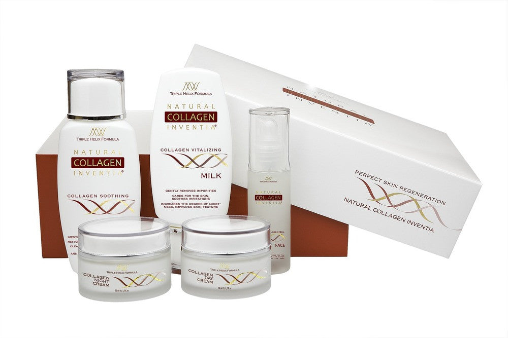 PERFECT SKIN REGENERATION SET - Natural Collagen