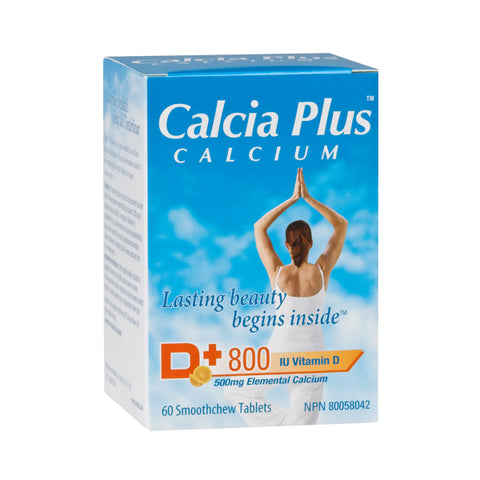 Calcia Plus 800 - Orange Chewable