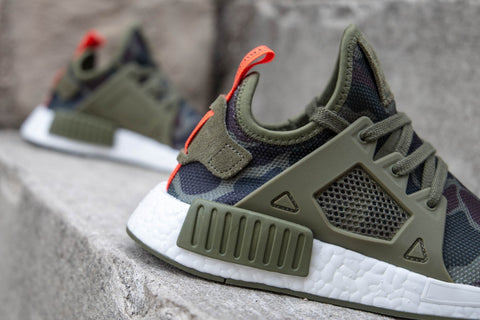 43e11c095024c Adidas NMD XR1 PK Olive Green Size 9.5