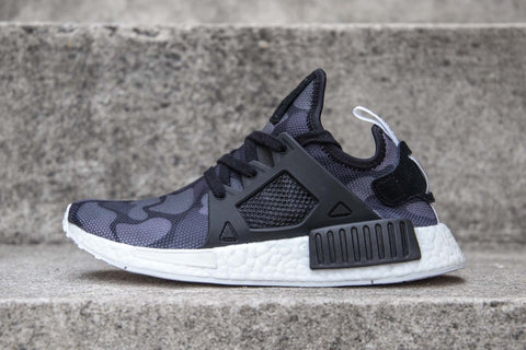 "Adidas NMD XR1 Duck Camo ""Core Black/Running White"" BA7231"
