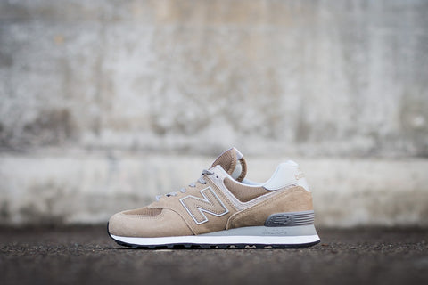 "New Balance 574 Classic ""Hemp"" ML574EBE"