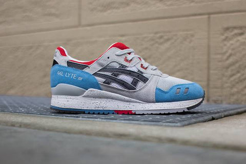 "Asics Gel Lyte III ""Exploration Pack"""