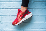 "Womens Nike Air Huarache ""University Red/Night Maroon"" 634835-605"
