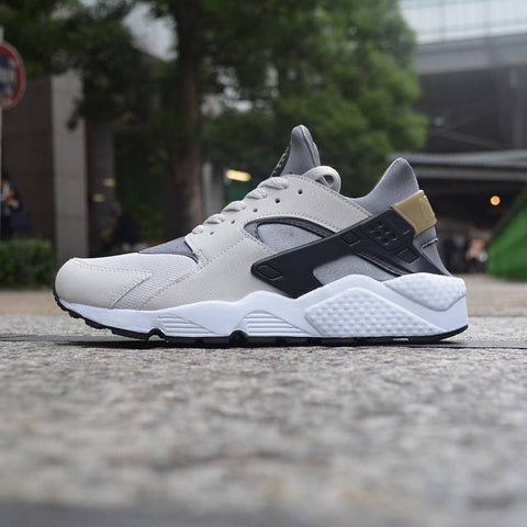 nike huarache light ash grey