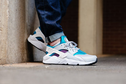 Nike Huarache Purple Dynasty