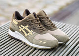 "Unisex Asics Gel Lyte III Crane and Turtle Pack ""Turtle"""