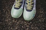 "Asics Gel Lyte III ""Japanese Garden"" White/Green"