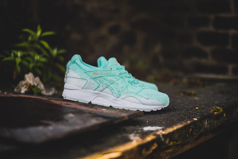 premium selection f8319 5bb24 ... Green The Sole Supplier Womens Asics Gel Lyte V Christmas Snowflake  Pack ...