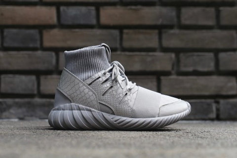 "Adidas Tubular Doom Metallic Silver ""Charcoal Solid Grey"" S74791"