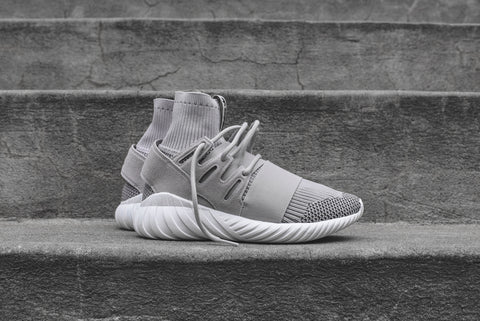 Adidas Tubular Doom Primeknit / Clear Granite