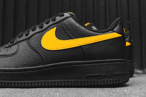 best service f226e e53bb ... nike air force 1 low 07 black amarillo
