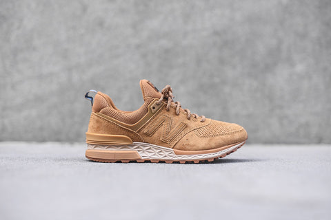 "New Balance 574 Sport ""Wheat/Tan"" MS574CB"
