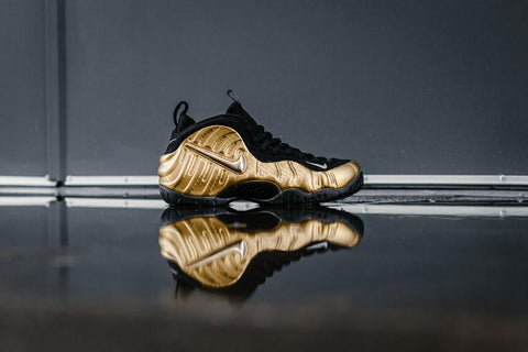 "Nike Air Foamposite Pro ""Metallic Gold"" 624041-701"
