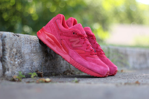 "New Balance 530 Perforated Suede ""Red"" M530AR"
