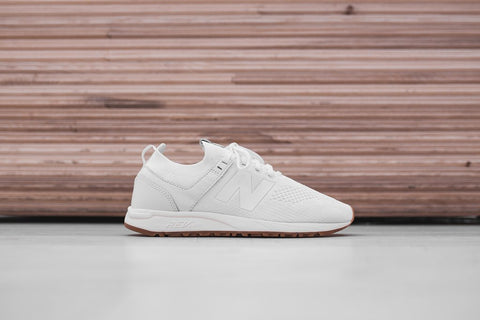 "New Balance 247 Decon ""White/Gum"" MRL247DW"