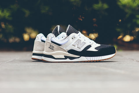 "New Balance 530 Summer Waves ""Black/White/Gum"""