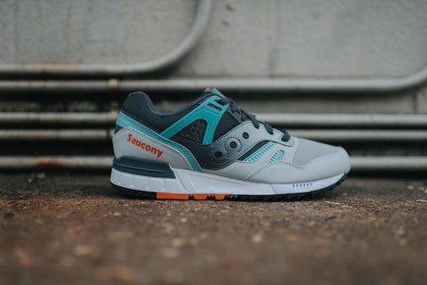 "Saucony Grid SD ""Grey/Teal"" S70217-4"