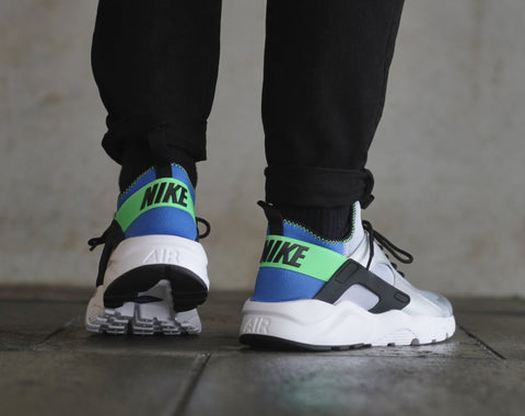 finest selection 068d4 37445 ... promo code for nike air huarache royal blue cc815 4f365 denmark mens nike  air huarache ultra scream green ...